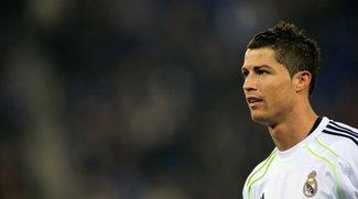 Cristiano Ronaldo früher, in jungen Jahren und heute