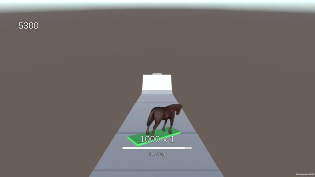 Der Pferde-Snowboard-Simulator tritt Tony Hawk ordentlich in den Hintern