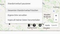 Google-Suchverlauf vom Browser (PC, Mac, Laptop) löschen - So gehts