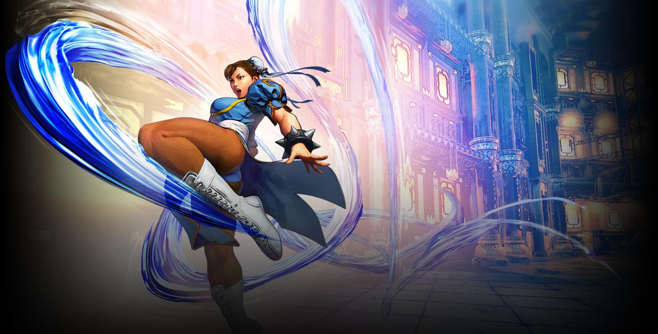 Street Fighter 5 Chun Li Move Liste Trailer Und Infos