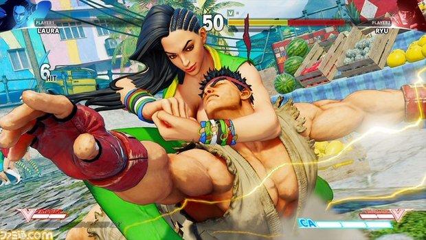Street Fighter 5: Mikrotransaktionen verschoben - Gratis DLC für alle