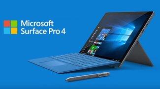 Surface Pro 4: Release, Hardware und Preis