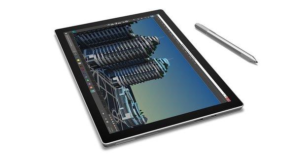 Surface Pro 4 in Einzelteile zerlegt: Kleinerer Akku & schlechte Reparierbarkeit