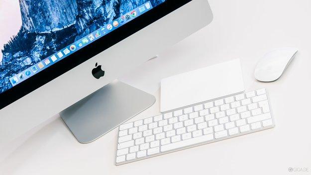 Magic Trackpad 2, Magic Mouse 2 und Magic Keyboard mit Mac oder iPad koppeln