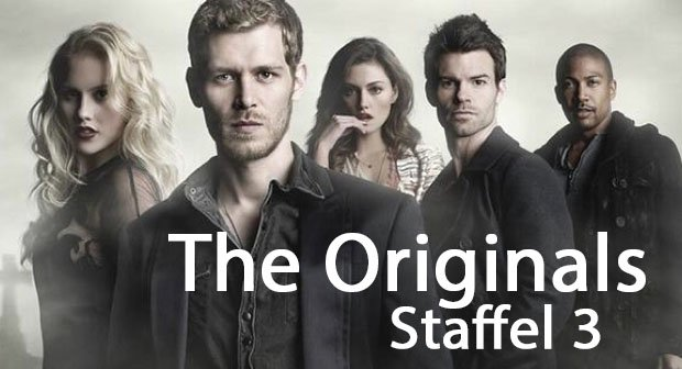Wann Startet The Originals Staffel 3