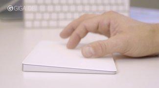 Das neue Apple Magic Trackpad 2 ausprobiert (Video)