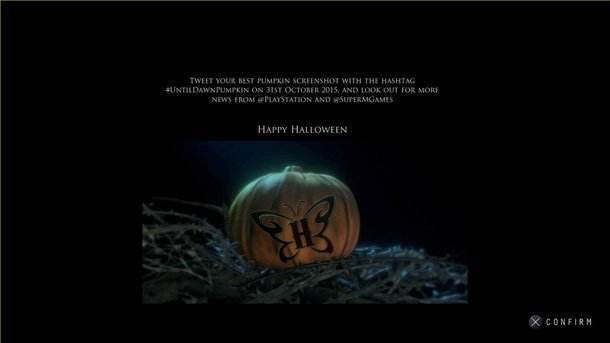 Until Dawn: Halloween-Aktion geplant