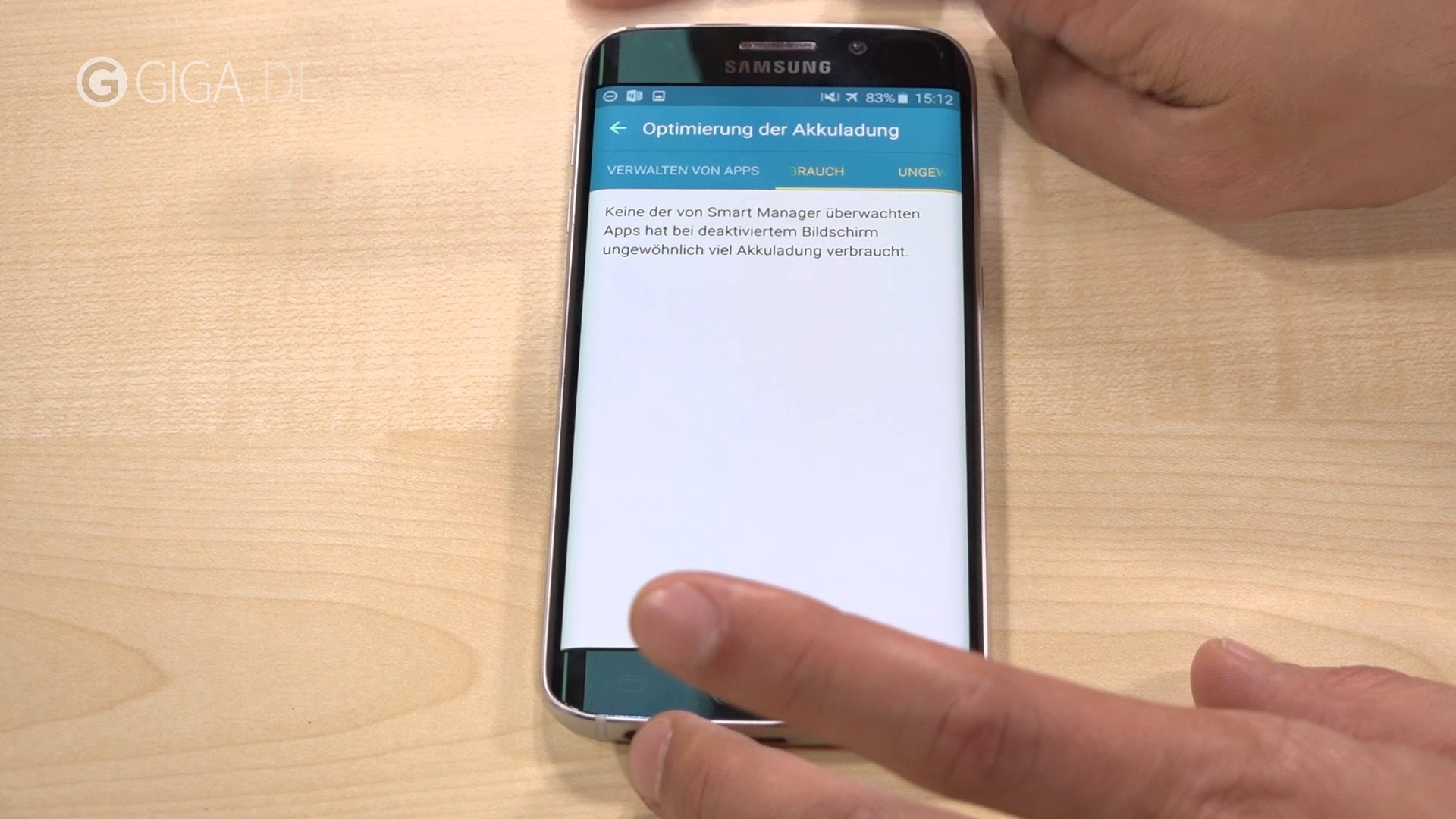 smartphone akku kalibrieren