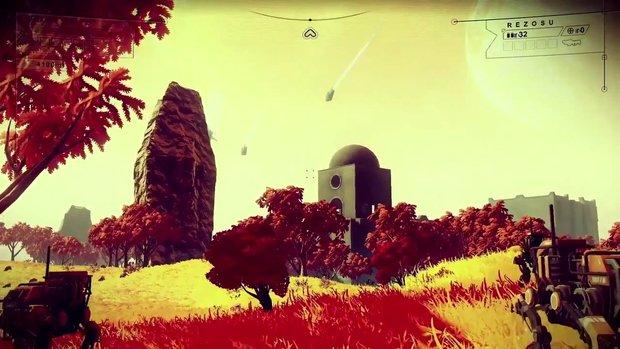 No Man's Sky: Weitere mysteriöse Hinweise auf großes Update