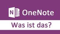 Was ist OneNote? – einfach erklärt
