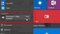 Windows-10-Startmenü: Werbung und vorgeschlagene Apps deaktivieren – So geht's