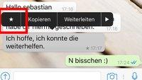 WhatsApp-Stern: Was macht er? – Einfach erklärt