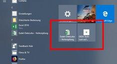 Windows 10: Eigene Kacheln erstellen, hinzufügen und anheften – so geht's