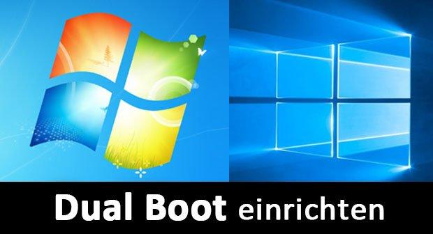 Windows 10 Neben Windows 7 Installieren