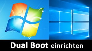 Windows 10: Dual Boot einrichten neben Windows 7 – so geht's