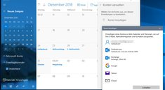 Windows 10: Kalender einrichten & synchronisieren – so geht's