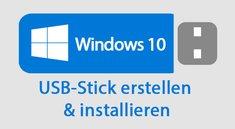 Windows 10: USB-Stick zum Booten erstellen – Anleitung