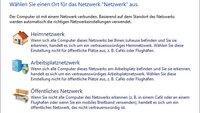 Windows 10: Netzwerktyp ändern – so geht's