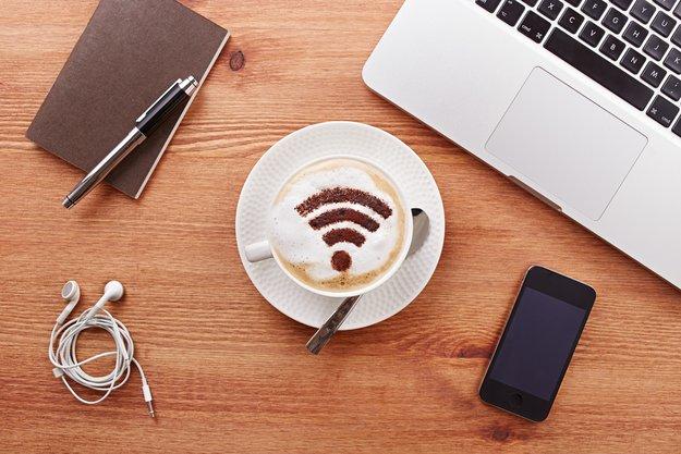 WLAN einrichten am PC, Notebook und Smartphone – Windows XP, 7, 8 ...