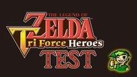 Zelda Tri Force Heroes Test: Gemeinsam stark, einsam schwach
