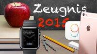 """Apple in 2015: Jahresrückblick mit """"Zeugnissen"""""""