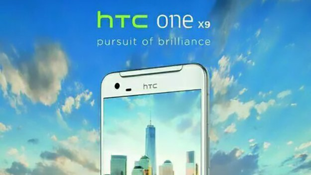 HTC One X9: High End-Smartphone mit WQHD-Display geleakt