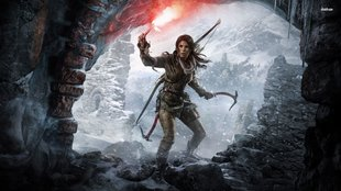 So schlug sich Rise of the Tomb Raider gegen Fallout 4