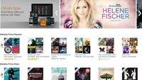 Amazon Prime Music: Preiswerter Spotify-Konkurrent startet in Deutschland und Österreich