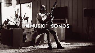 Sonos mit Apple Music-Integration ab sofort als Beta verfügbar