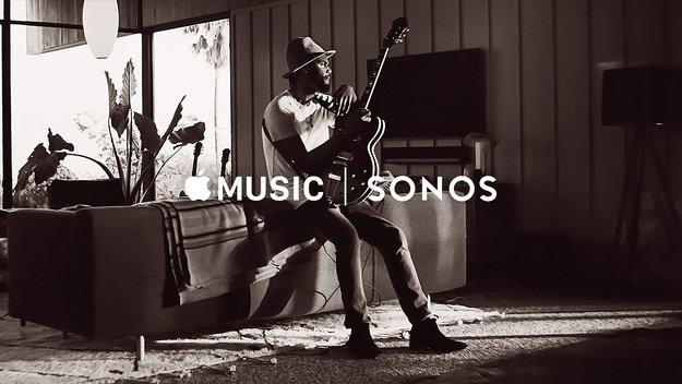 Sonos-Systeme jetzt offiziell mit Apple Music kompatibel