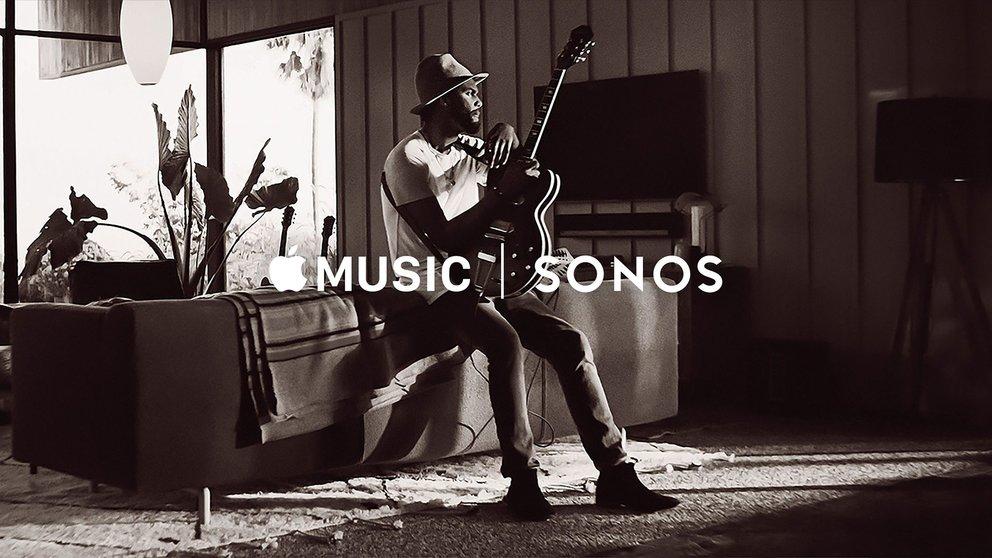 Sonos und Apple Music: Erste Beta kommt am 15. Dezember