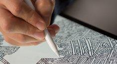 Jony Ive: Apple Pencil ist kein Stylus –und soll Finger nicht ersetzen