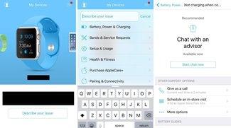 Apple arbeitet an neuer App für besseren Support