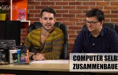 Gaming-PC selbst zusammenbauen...