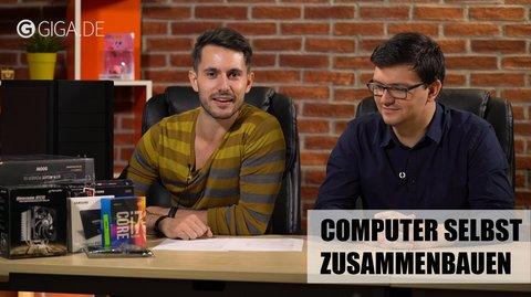 PC selbst zusammenbauen: Unsere neue GIGA-Gaming-Maschine