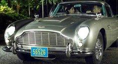 James Bond: Das sind die legendärsten Autos von 007