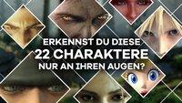 Teste dich: Erkennst du diese 22 Gaming-Charaktere nur an ihren Augen?
