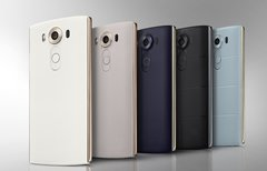 LG V10: High-End-Smartphone...