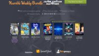 Humble Weekly Bundle: Japanische Action im Paket!
