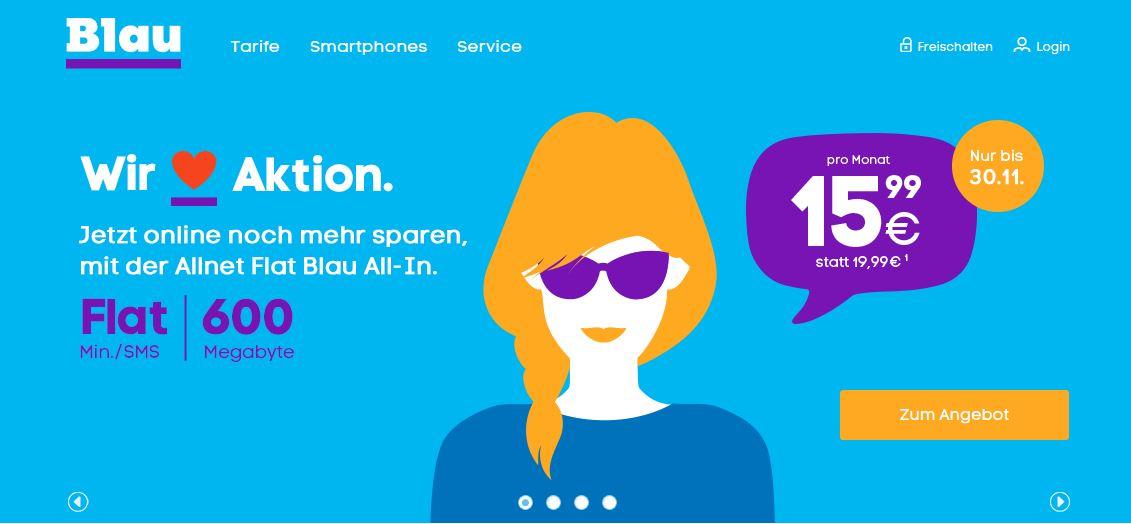 Blau Sim Karte Freischalten.Blau De Hotline Kontakt Zum Kundendienst Per Telefon Mit Servicenummer