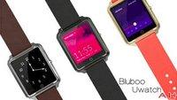 Bluboo Uwatch: Android Wear-Smartwatch für 50 US-Dollar angekündigt