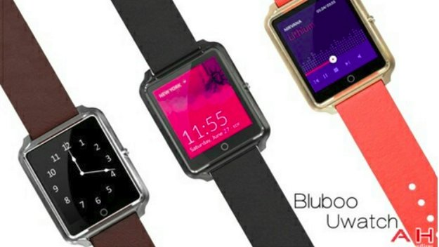 Bluboo Uwatch: Android Wear-Smartwatch für 50 US-Dollar angekündigt