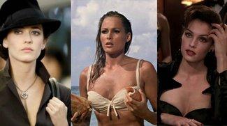 Was wurde aus... den heißesten Bond Girls?