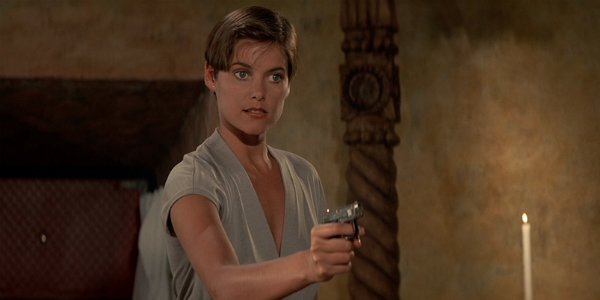 """Carey Lowell als Pam Bouvier in Lizenz zum Töten"""""""