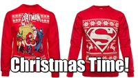 Weihnachten: Diese tollen Superhelden-Pullover stimmen euch auf das Fest ein!