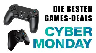 Cyber Monday: Die besten Games-Deals und Angebote der Woche