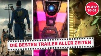 Unfassbar schön: Die 20 besten Videospiel-Trailer aller Zeiten (Platz 10-1)