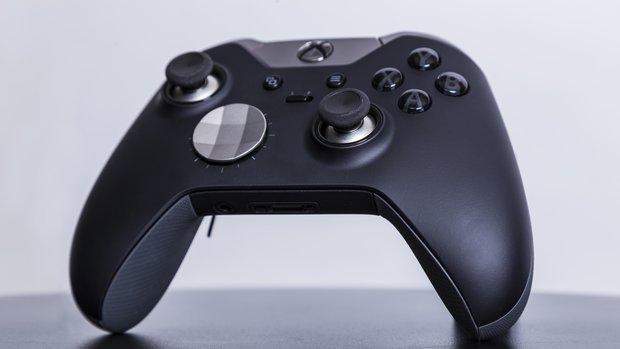 Microsoft Xbox Elite Wireless Controller im Test: Zu gut fürs Wohnzimmer?