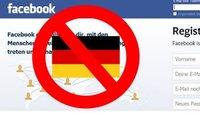 Facebook wird in Deutschland geschlossen: Zuckerberg hat die Nase voll - Stimmt das?