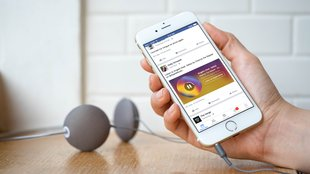 Facebook Music Stories: iOS-App integriert Apple Music und Spotify